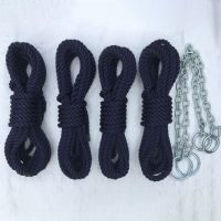 14mm Navy Multifilament Polypropylene Mooring Line Kits